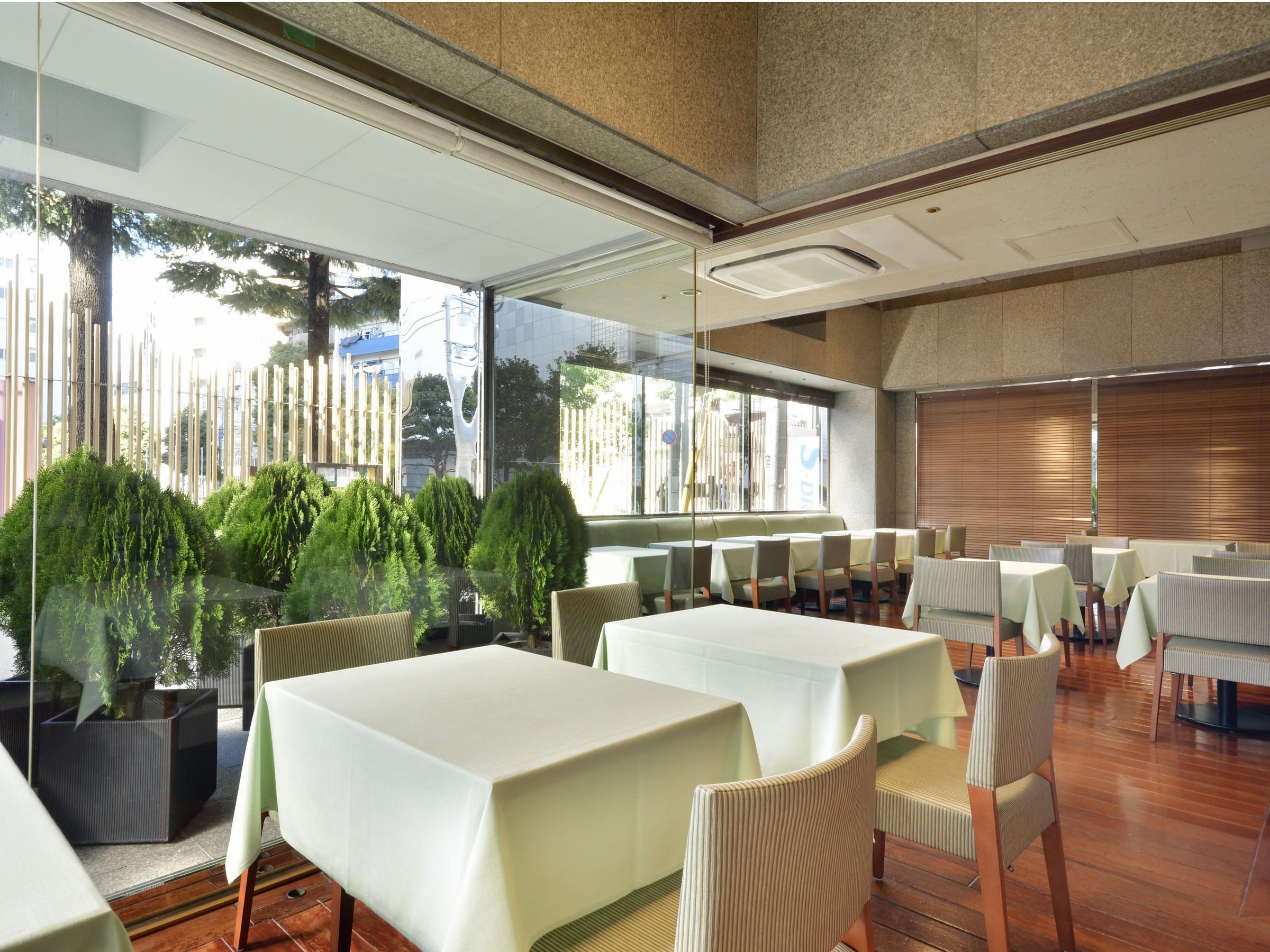 プレミアホテルCABIN新宿レストラン