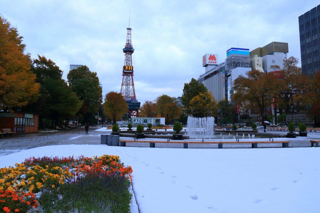 気温 下旬 11 月